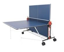Теннисный стол всепогодный  Donic Outdoor Roller FUN синий