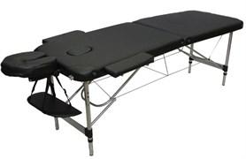 """Массажный стол """"DFC"""" Relax Compact - черный"""