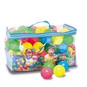 Набор шариков пластмассовые 6,5 см 100 шт.