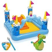 Надувной игровой центр-бассейн Intex 57138