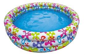 """Детский бассейн """"Цветные брызги"""" Intex 56440 (168х41)"""