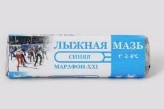 Лыжная мазь синяя t°С (-3 -7°C), масса 40г