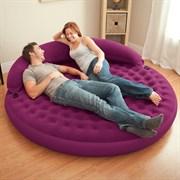 Надувной диван кровать Intex 68881 (191х53)