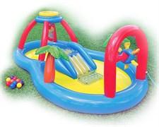 Водный игровой центр бассейн с пальмами Intex 57449