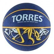 Мяч баскетбольный TORRES Jam р.7