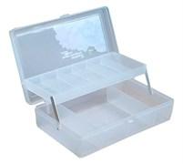 """Коробка """"Тривол"""" ТИП-4 (прозрачная).  235х150х65мм"""