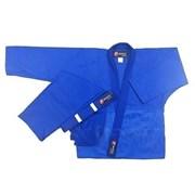 Кимоно дзюдо ES-0498  рост 150 (синее)