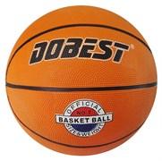 Мяч баскетбольный DOBEST  RB5 р.5