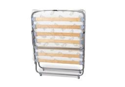 Раскладушка Релакс 3 с матрасом + ограничители матраса (кровать раскладная) 2050x900x400мм