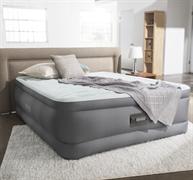 Надувная кровать Intex 64482 односпальная со встроенным насосом 220В  (99х191х46см)