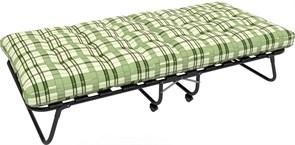 Раскладушка Изабелла с матрсом (кровать раскладная)