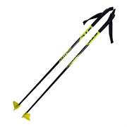 Палки лыжные 100% стекловолокно рост 125