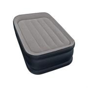 Надувная кровать Intex 64132 односпальная со встр. насосом 220В