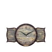 Часы настенные модель 1 (с росписью), Роспись Иллюминатор