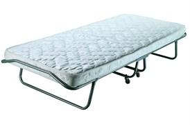 Раскладушка Персона с латексным матрасом + ограничители матраса, чехол (кровать раскладная) 2050x900x400мм