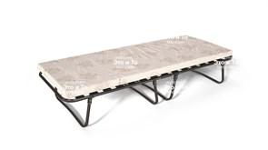 Раскладушка Альтернатива с матрасом (раскладная кровать) 2040х800х450мм
