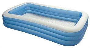 Бассейн Семейный голубой Intex 58484  (305х183х56)