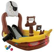 Игровой центр Пиратский корабль Intex 57133