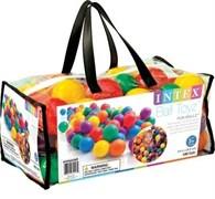 Набор шариков-мячиков для игровых центров (6см) Intex Fun Ballz 49602